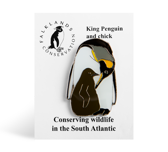 king-penguin-and-chick-pin-badge