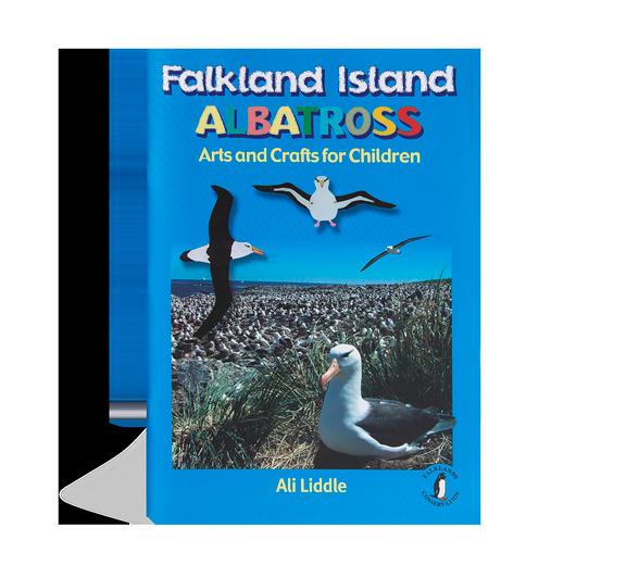 Albatross Arts And Crafts For Children Book 5 Falklands Conservation